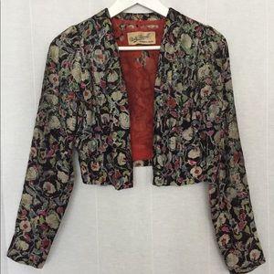 Vintage lorex cropped jacket